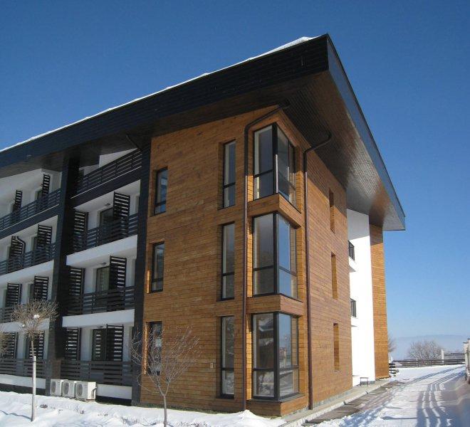 Солидко Архитекти ваканционен комплекс Аспен Хайтс 5