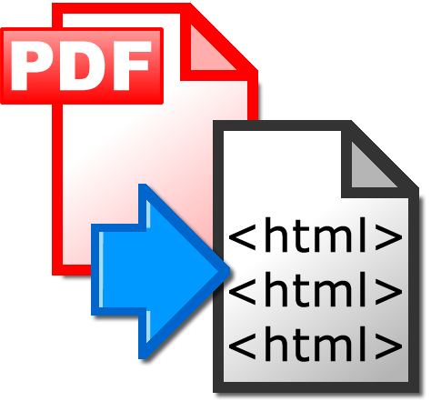 PDF to HTML Converter- Easily Convert PDFs to HTML: PDF/A ...
