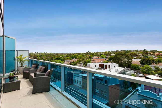 511/1101 Toorak Road Camberwell view