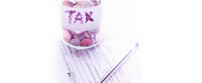 Tax bottle