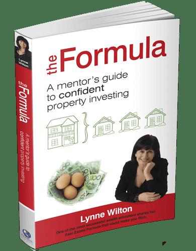 The Formula book by Lynne Wilton