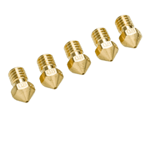 5 x Ultimaker Nozzle Pack 0.8mm