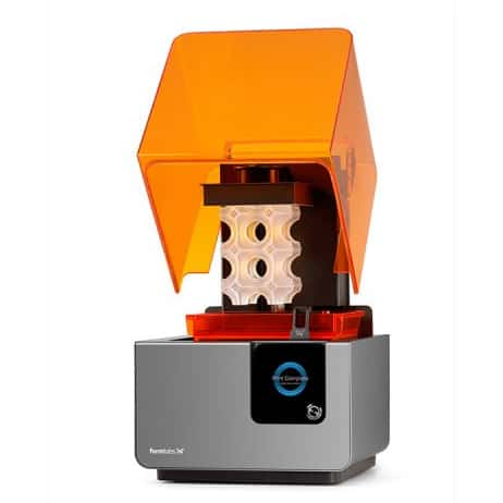 Formlabs Form 2 Open With Clear Resin 3D Print