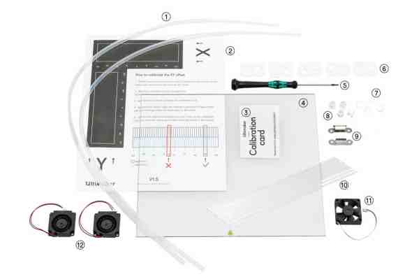 Ultimaker 3 Maintenance Kit