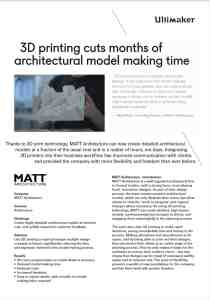 Ultimater Matt Architecture Case Study Preview