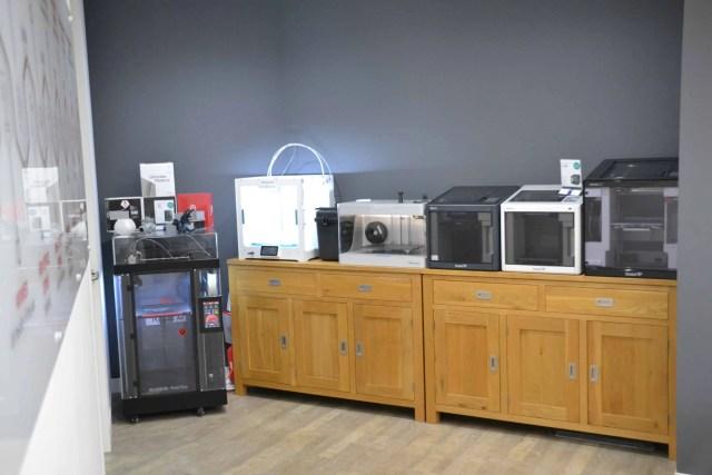 Solid Print3D Demo Printers 1