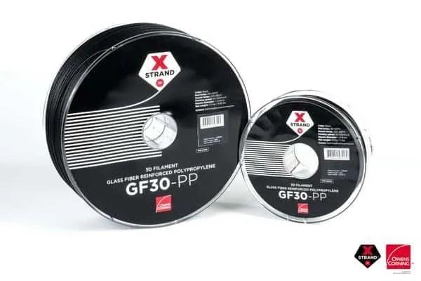XSTRAND GF30 PP - Black