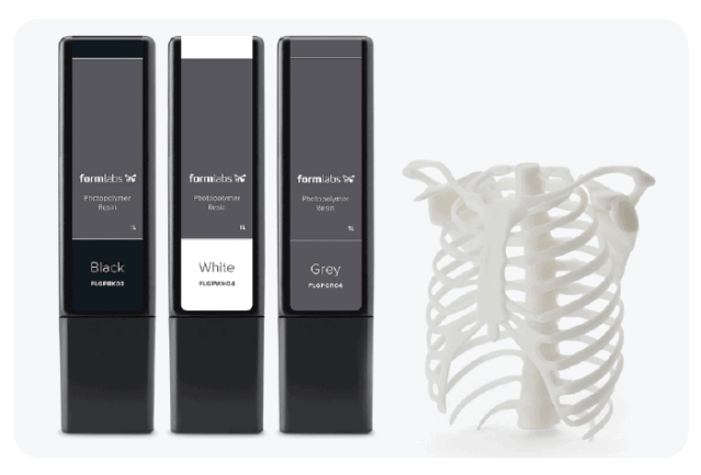 Formlabs Consumables Greyscale Resins Solidprint3d