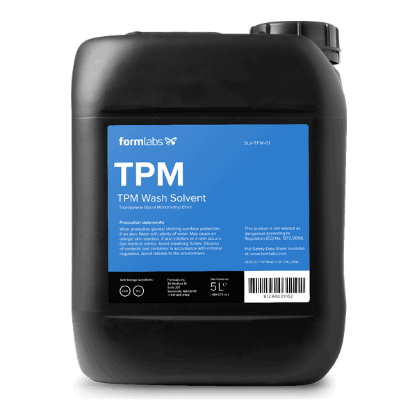 Formlabs TPM Wash Solvent