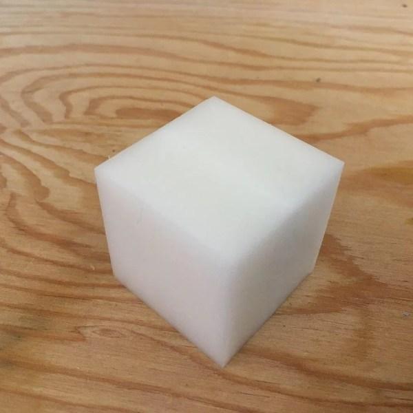 Pocket NC Delrin Square