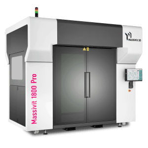 Massivit 1800 Pro - Print Large Scale Parts at Unprecedented Speeds