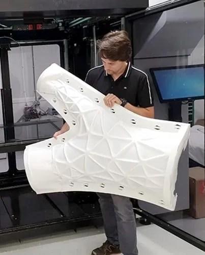 Massivit 3D-Concrete-Mould