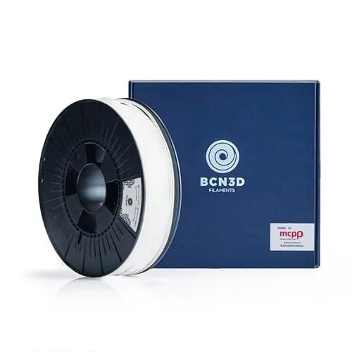 BCN3D-Filaments-PET-G-White