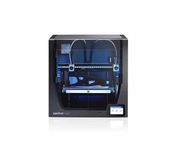 BCN3D Epsilon Series professional 3D Printer W27 IDEX workbench industrial standard printing with PVA supports