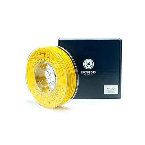 BCN3D_Filaments_PLA_3D_printing-yellow