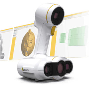 where to look for a peel 2 3d scanner