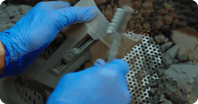 Fuse Sift Part recovery