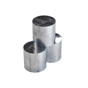 Pocket NC Aluminium Round a Material