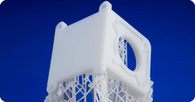 Rigid 4k resin, SLA, Formlabs