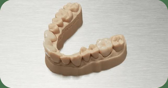 Temporary CB Resin dental