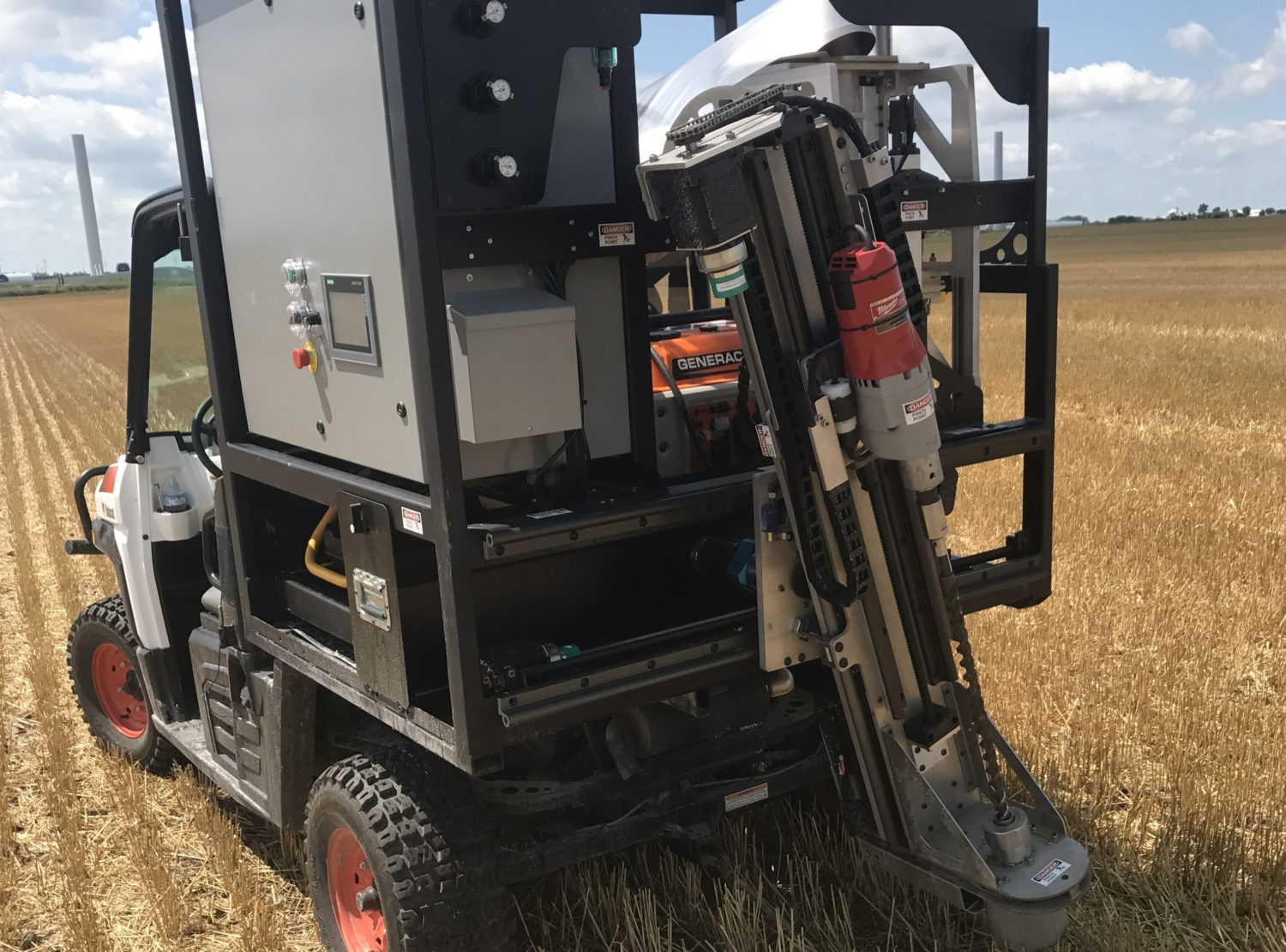 Automated Soil Sampling