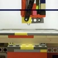 LEGObot: The Badass 3D Printer Made Out of Legos