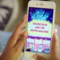 Apps for Young Product Engineers: GoldieBlox and the Movie Machine