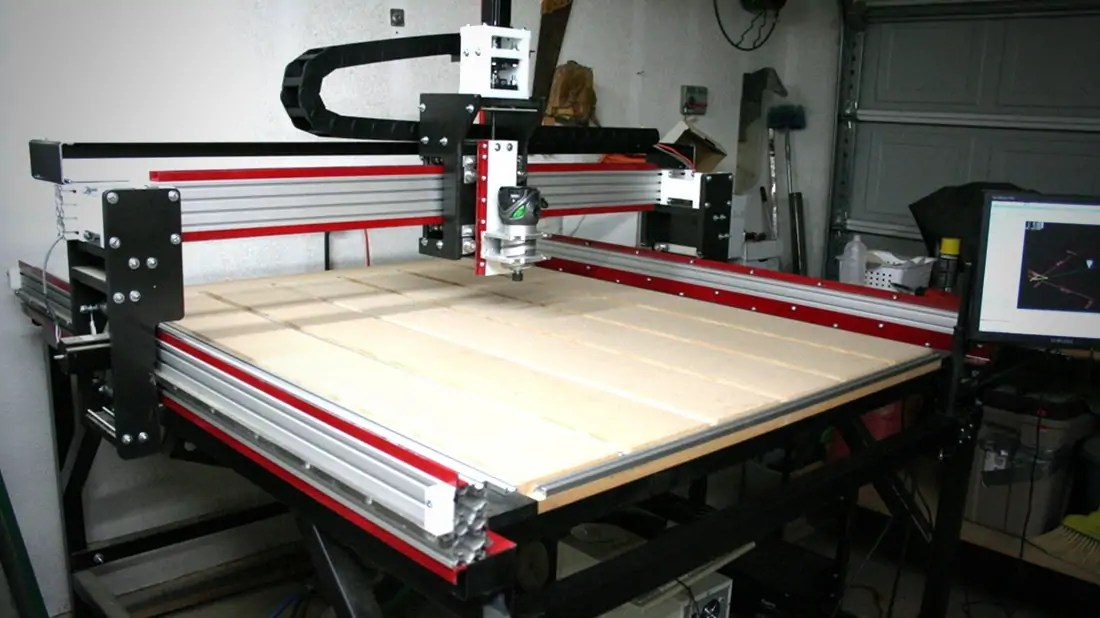 """Behind the Design: """"I Built a CNC Router at Home"""""""