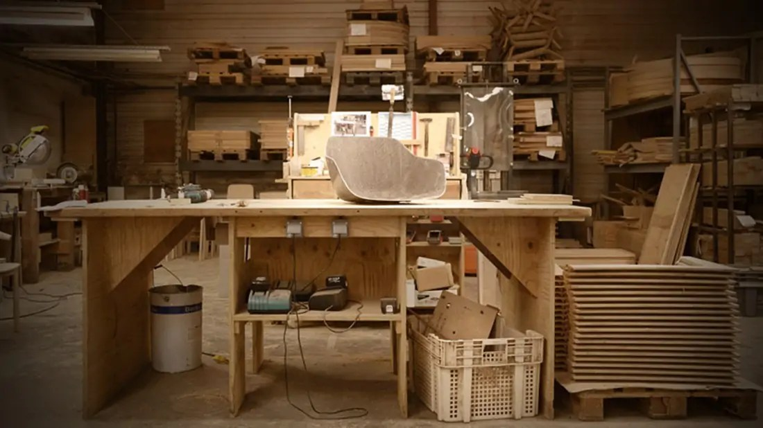 Inside industrial designer jean louis iratzoki 39 s 39 workshop for Industrial design news