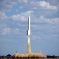 Australian Rocket Club Constructs and Launches World's Largest Model Rocket