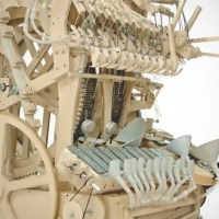The Incredible Homemade Wintergartan Marble Machine Plays Music with 2,000 Marbles