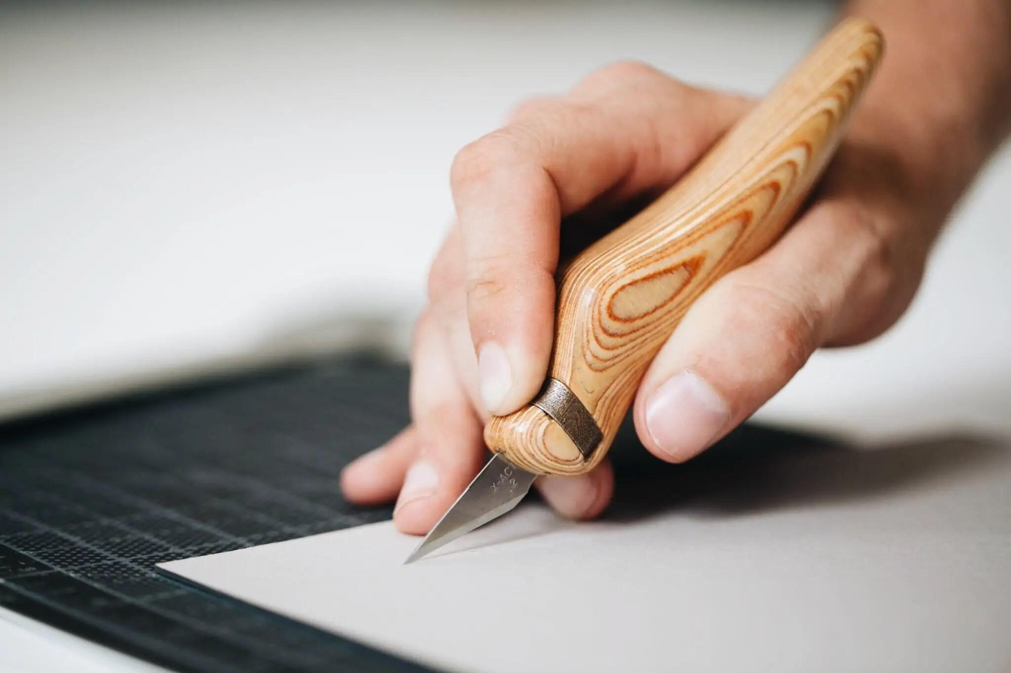 Ergo Craft Knife