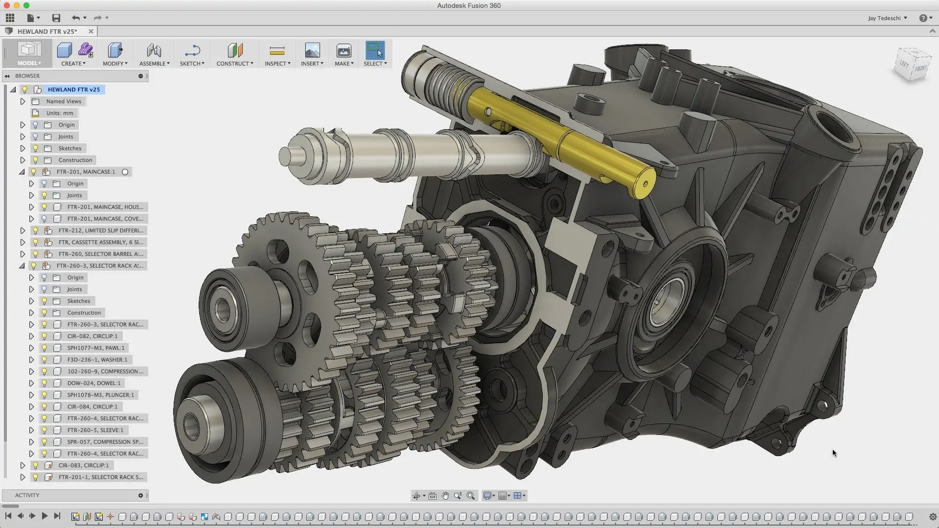 Fusion 360 Model Features You Have To Try Part Modeling