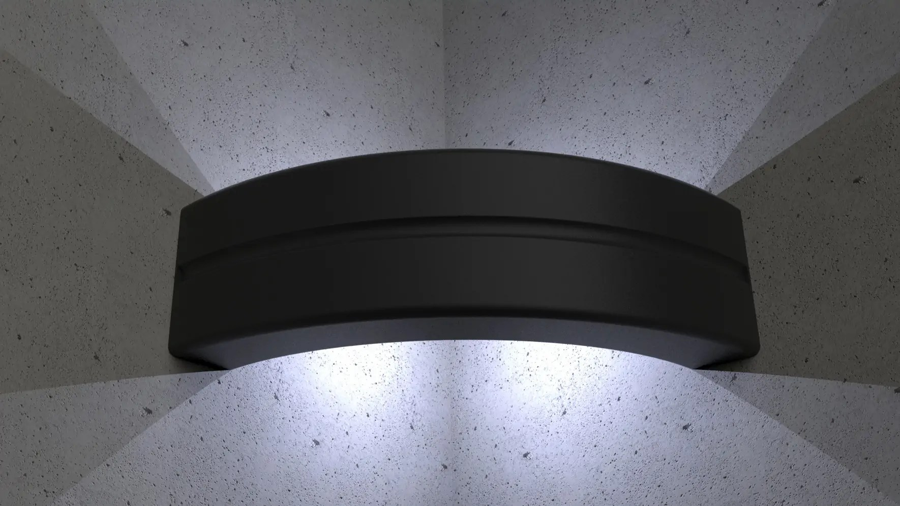 Model of the week corner wall light design cue the ambiance model of the week corner wall light design cue the ambiance solidsmack mozeypictures Images