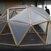 Weekend Project: Hubs Geodesic Dome Kits (Now Ready to Buy!)