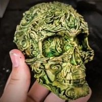 Model of the Week: Ancient 3D Printed Skull [It's So Fancy!]