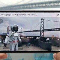 Article by Google Will Bring AR to Everybody From Any Web Browser