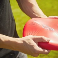 "Wham-O Introduces a Radical New ""Square"" Frisbee Design"