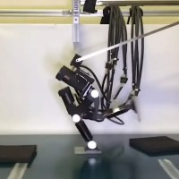 The ACHIRES Bipedal Robot Will Run Right Past You