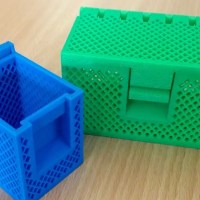 Model of the Week: Lattice Storage Box [For Yo' Schtuff!]