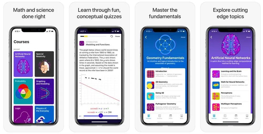 Brilliant App - تطبيق Brilliant العالمي لتنمية ذكائك بحل ألغاز حسابية وعلمية