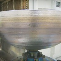 Lockheed Martin Sets Record for Giant 3D Printed Satellite Fuel Tank