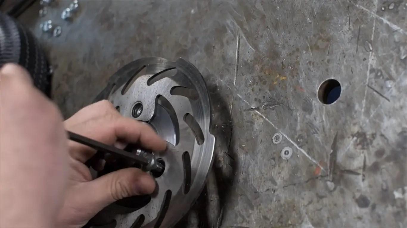 Chainsaw Go Kart