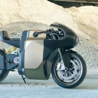 The New Sarolea Manx7 Superbike is an All-Electric Carbon Fiber Powerhouse