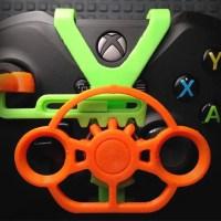 Model of the Week: Xbox One Mini-Steering Wheel [Smoke Them Tires!]