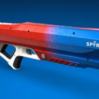 Toy Engineers Designed a Water Gun That Fires Liquid Bullets