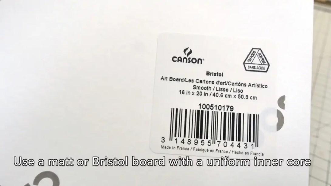Cardboard Basics -materials