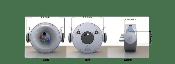 Scribit Wall Drawing Robot