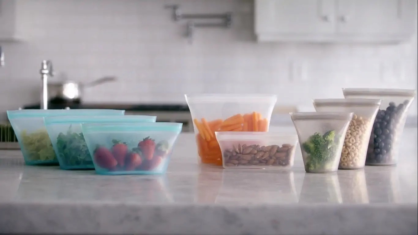 Zip Top containers