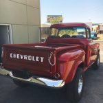 1950s Chevy Trucks Vehicle Customization Solidwheel Com